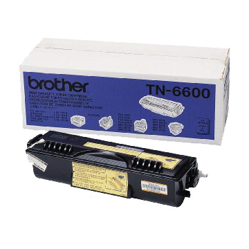 טונר מקורי שחור BROTHER TN6600